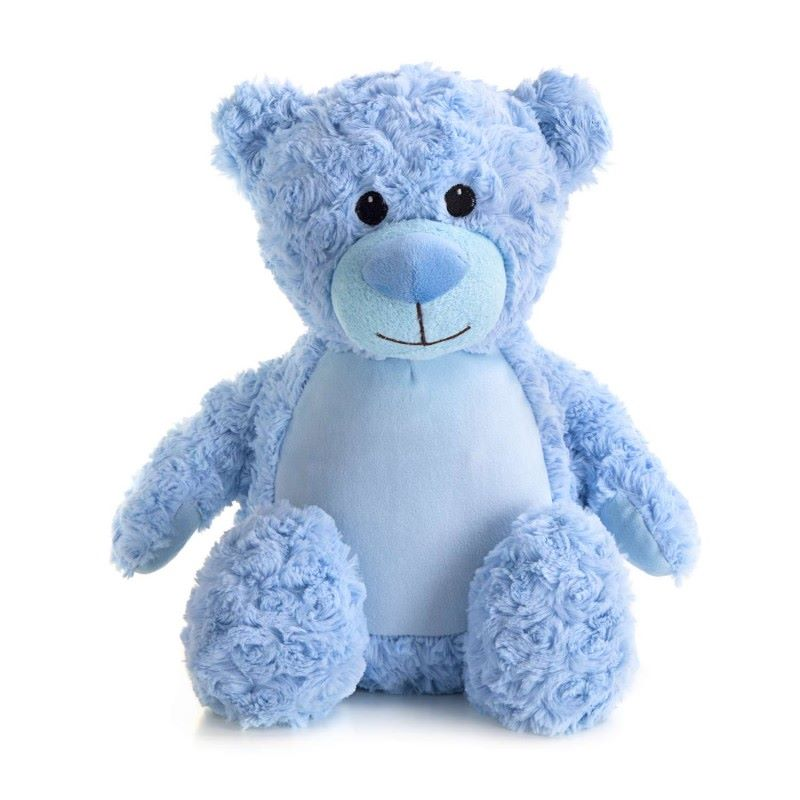 Blue Tummi Bear