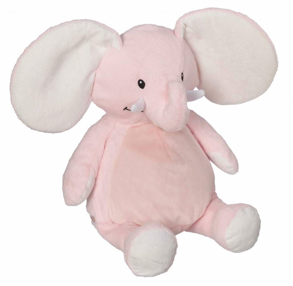 Elephant Pink Buddy