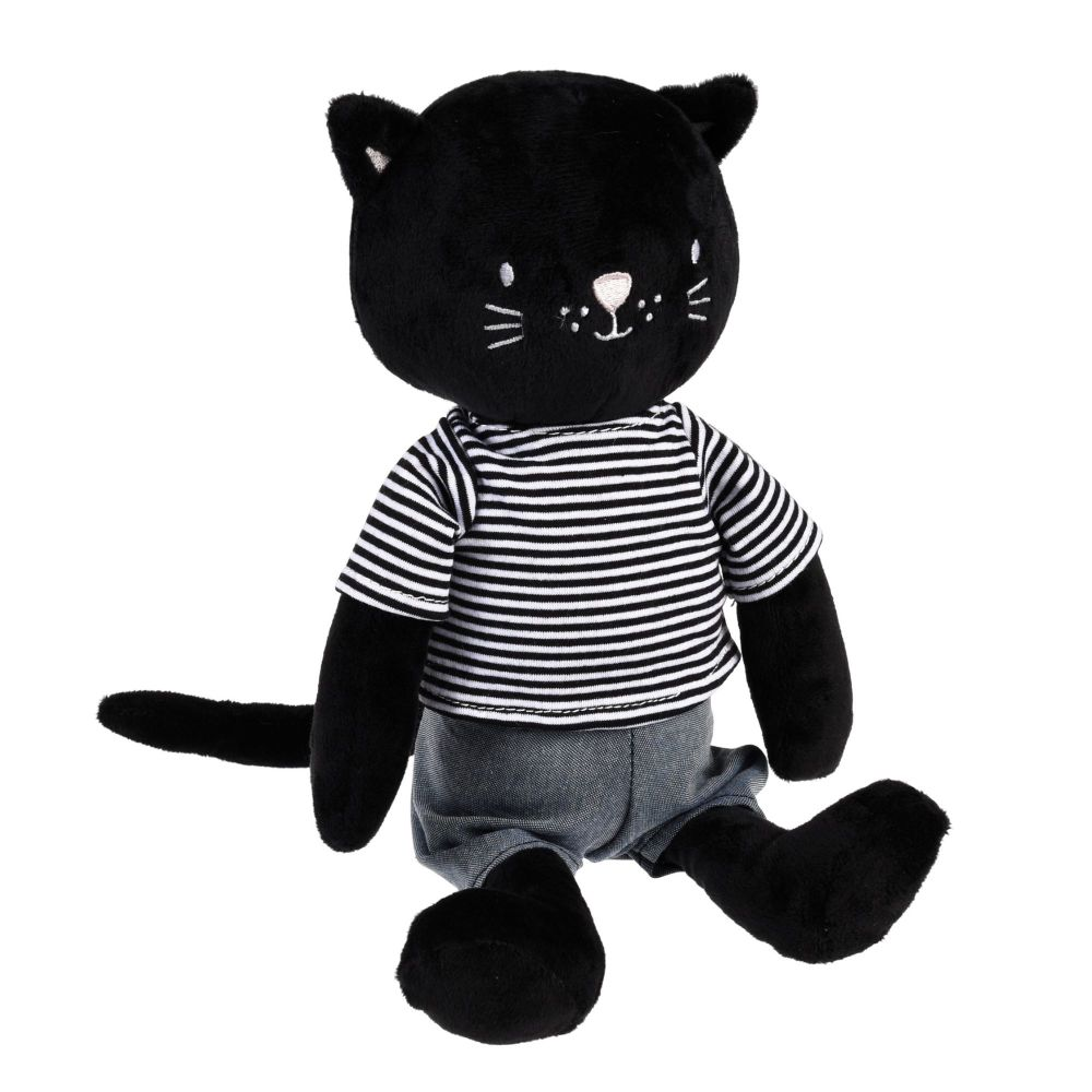 Chole the cat soft toy