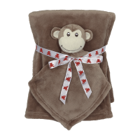Monkey  Blanket set