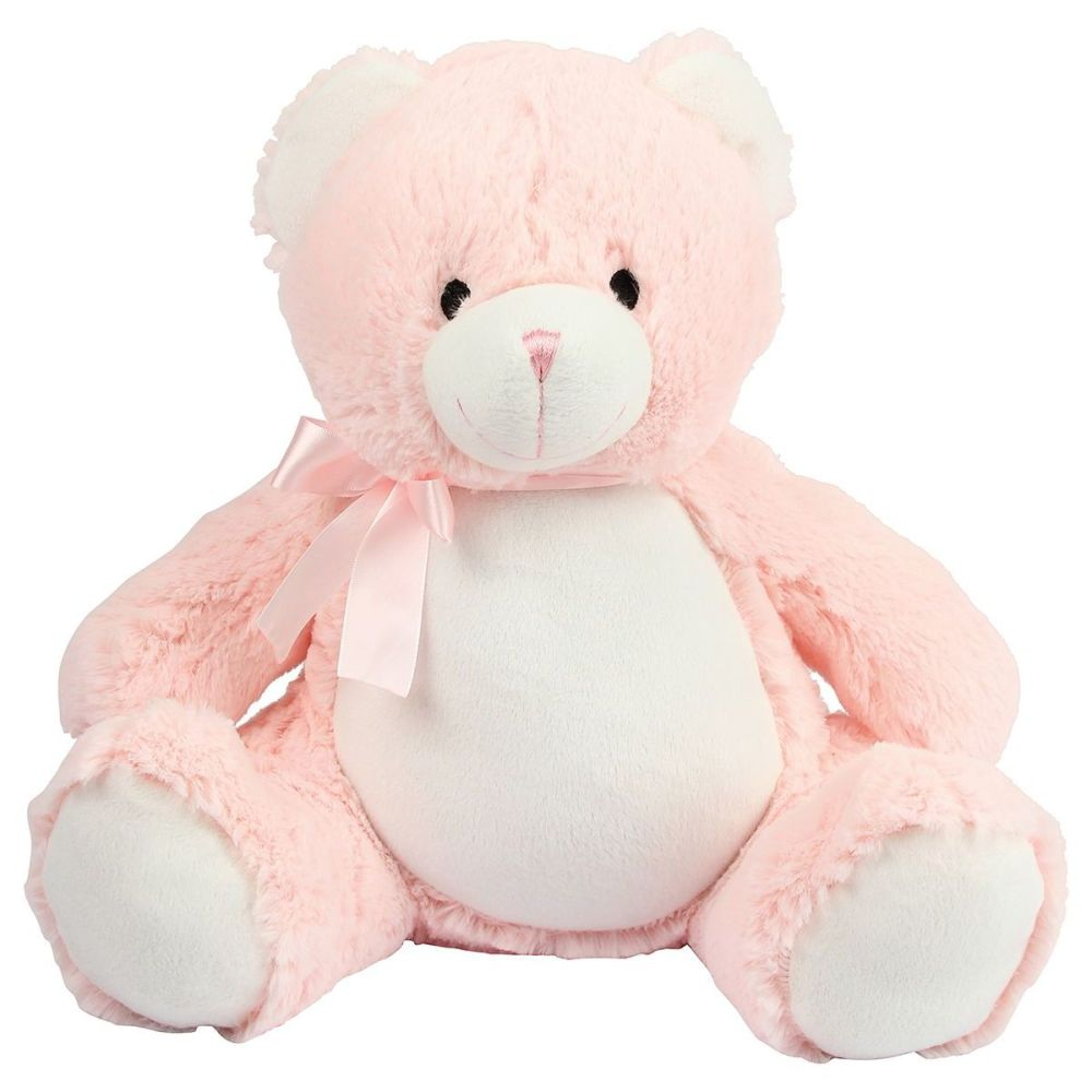 "New baby ""Pink"" Bear"
