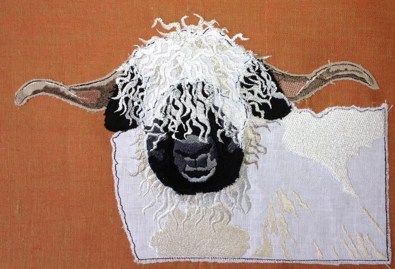 Black nose Sheep Design