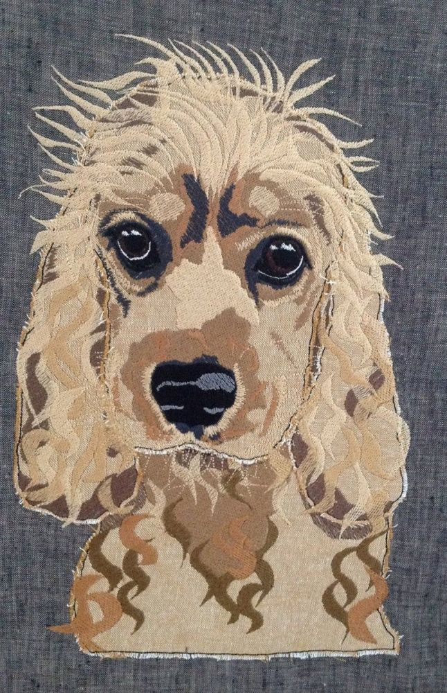 Cocker Spaniel Puppy Design