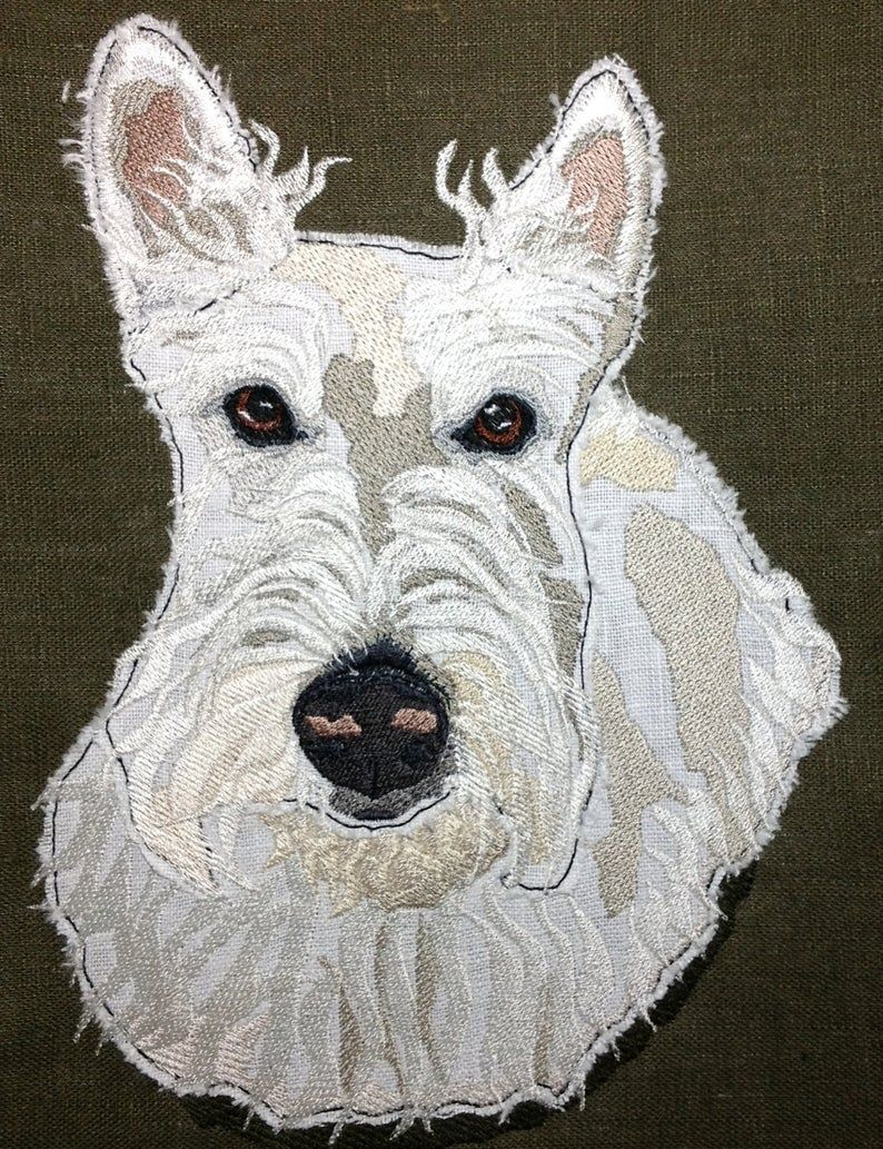 Scottie/Scottish Terrier' Design