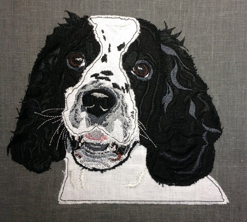 Sprocker Spaniel Design