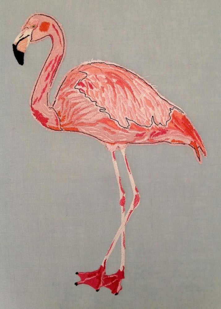 Flamingo Design