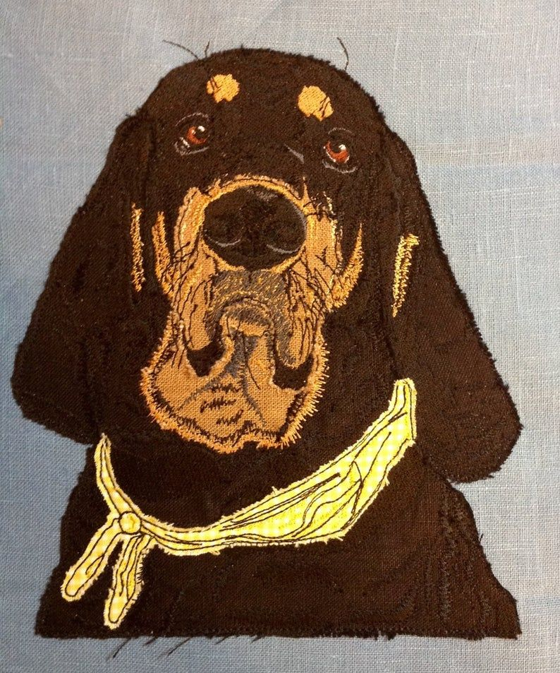Coonhound Design