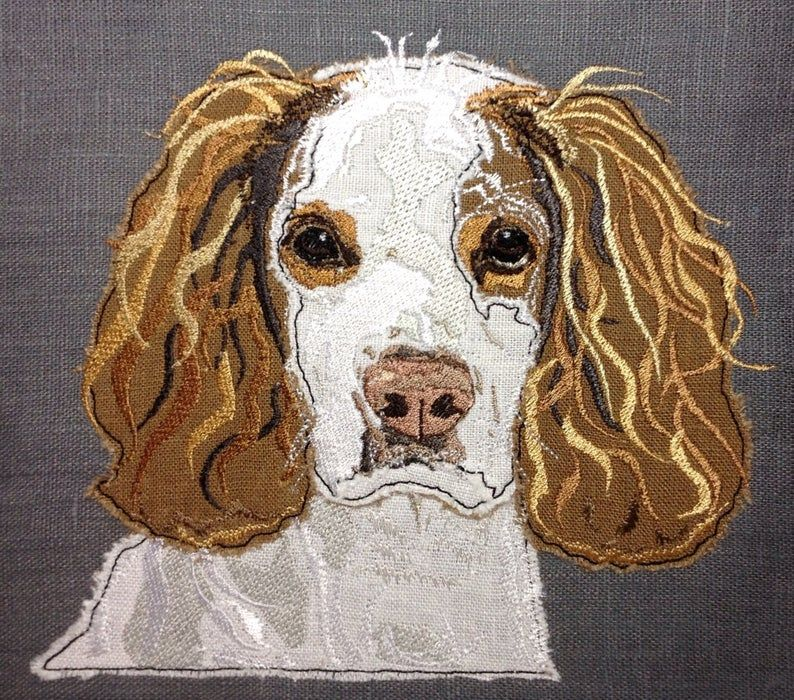 Cocker Spaniel Design