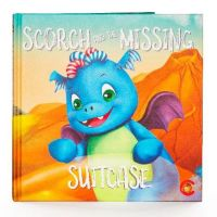Scorch and the Missing Suitcase – A storybook by Cubbies