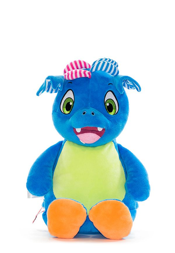Scorch Soft Toy