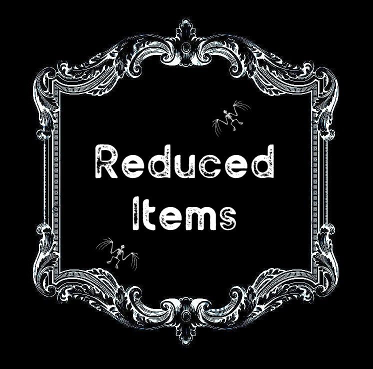 Reduced Items