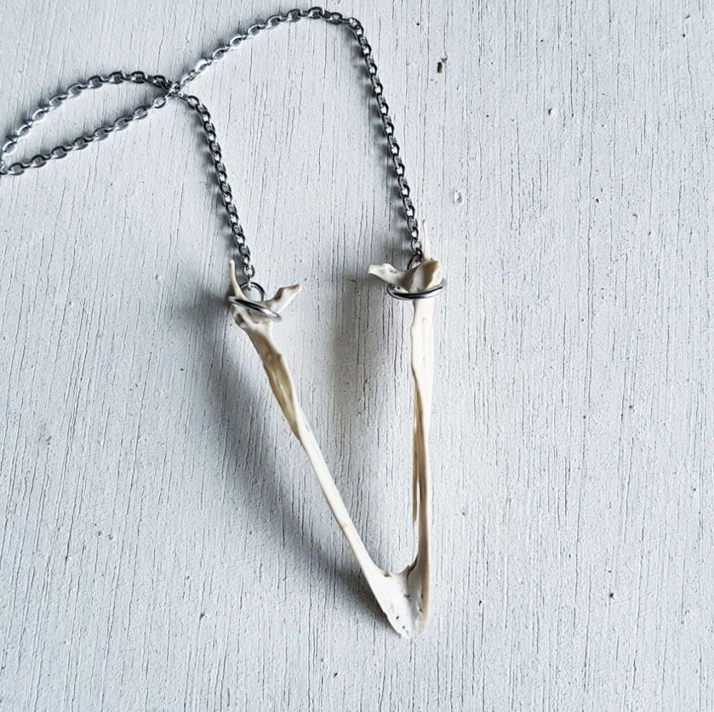 Magpie Beak Necklace
