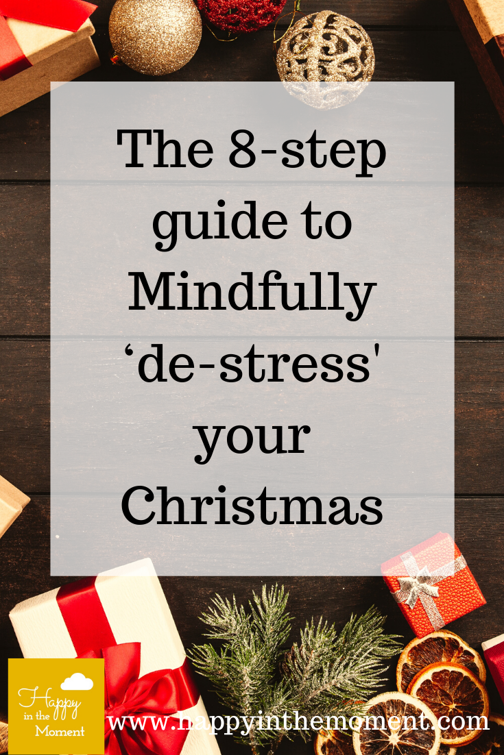The 8-step guide to mindfully 'de-stress your Christmas