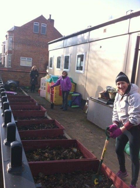 Lady Bay School Gardening