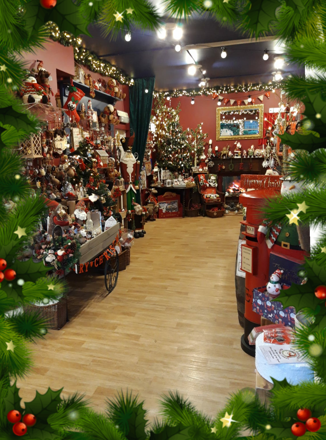 Christmas Pic.Christmas On The Lakes Your All Year Round Christmas Shop