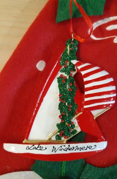 Sailing to Christmas