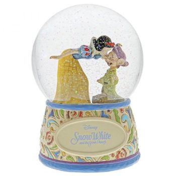 Snow White Snow Globe - Sweetest Farewell