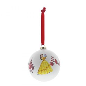 Beauty and the Beast Bauble- 'Be Our Guest'