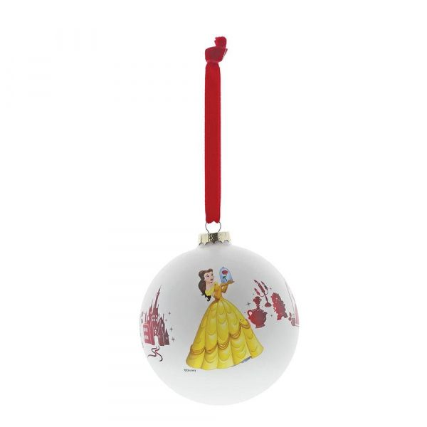Be Our Guest - Beauty and the Beast Bauble