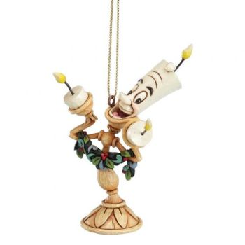 Beauty and The Beast's - Lumiere Hanging Ornament