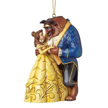Beauty and the Beast Hanging ornament