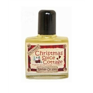 Christmas spice cottage reviver oil