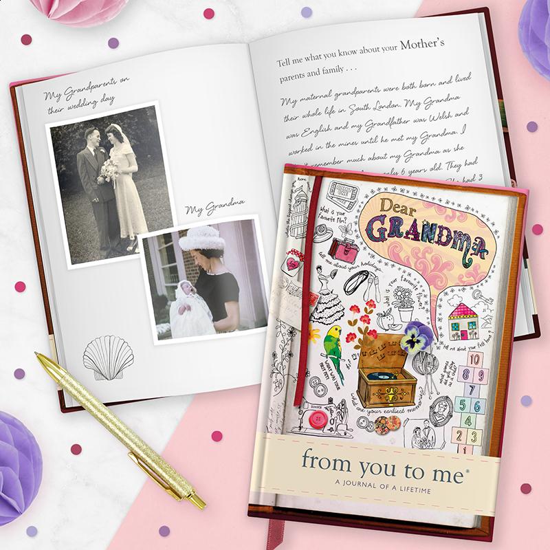 Grandma, Journal of a Lifetime