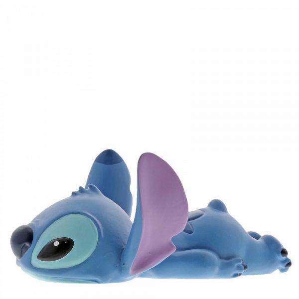 Stitch Laying Down Figurine