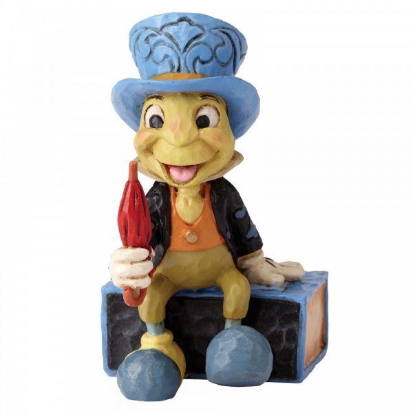Jim Shore's Jiminy Cricket on Match Box Mini Figurine