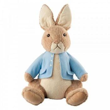 Jumbo Peter Rabbit Plush Toy - Height 90cm x 56cm wide x 40 deep