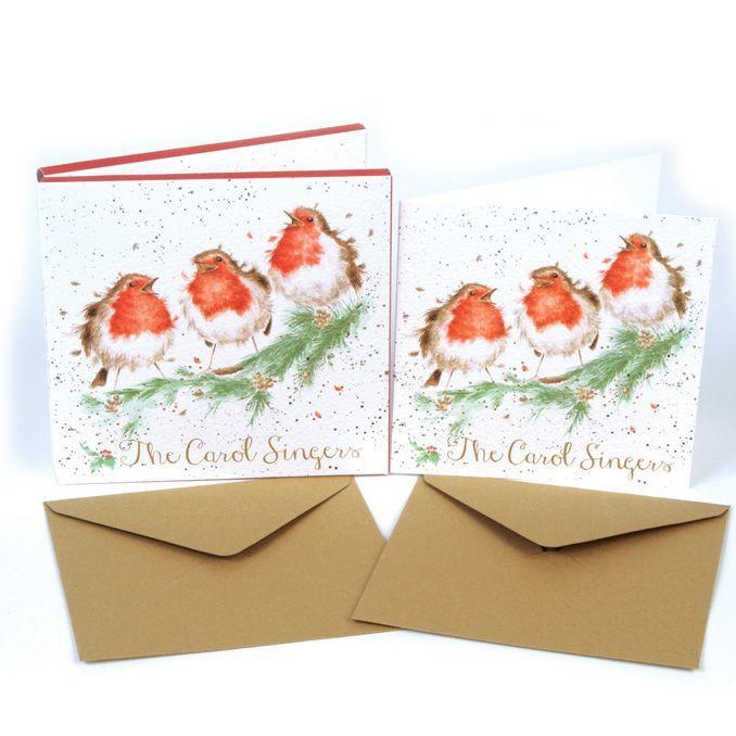 Christmas Card Packs.