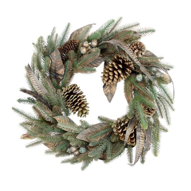 Wreaths, Swags, Picks, Trees, Garland & Door Decor