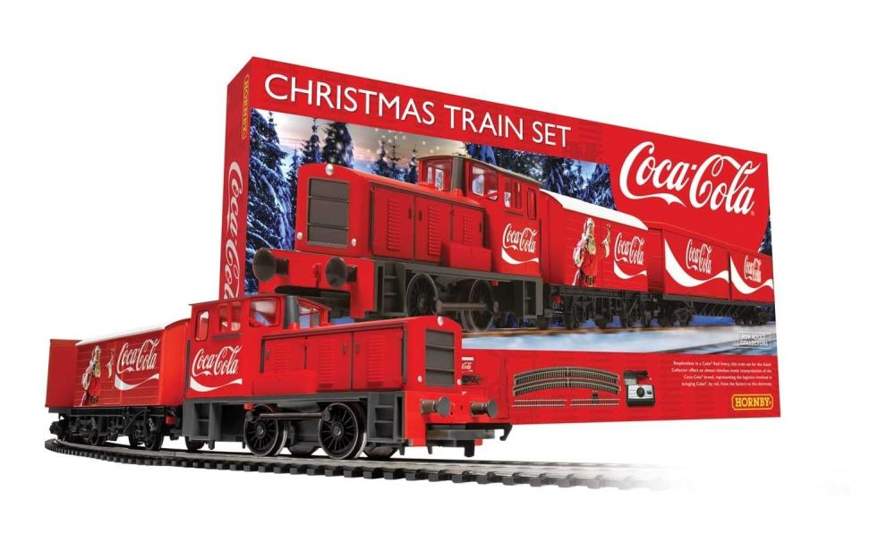 Hornby R1233 Coca-Cola Christmas Train