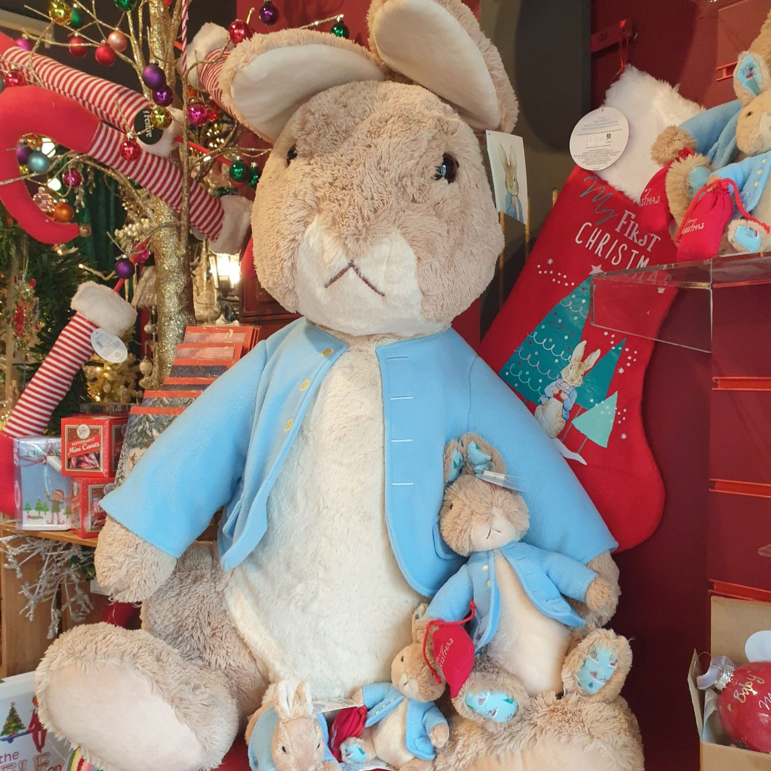 large Peter RAbbit