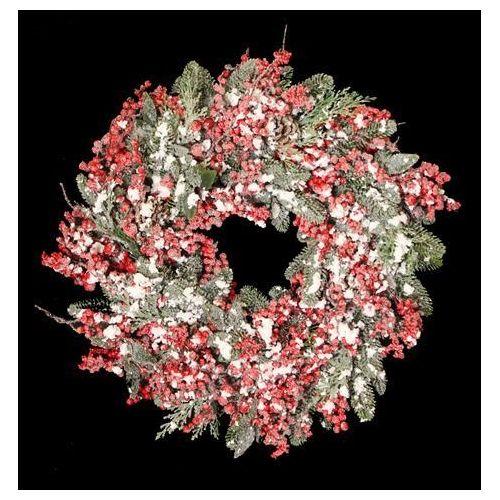 Wonderful Large Door or Wall Berry Wreath - Approx. 61cm diameter