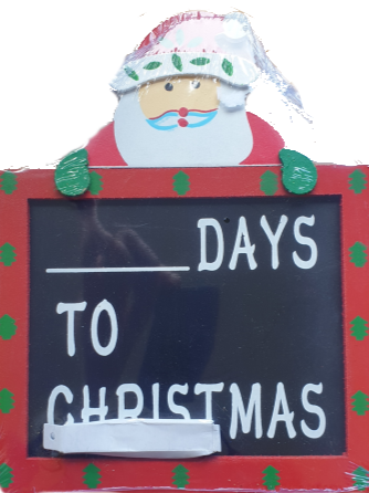 Santa Countdown to Christmas