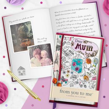 Mum, Journal of a Lifetime