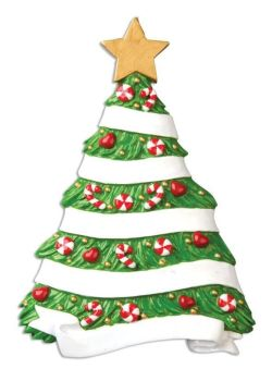 Ceramic Festive Christmas Tree