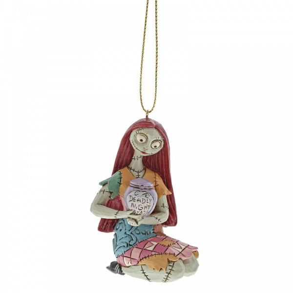 Sally 'The Nightmare Before Christmas' Hanging Ornament by Jim Shore - 7cm