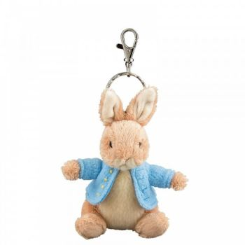 Peter Rabbit Keyring - Height 12cm