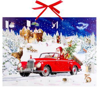 Santa's Road Trip Advent Calendar