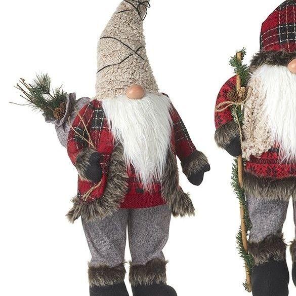 Gorgeous Santa Gonk with his Sack - 66cm tall