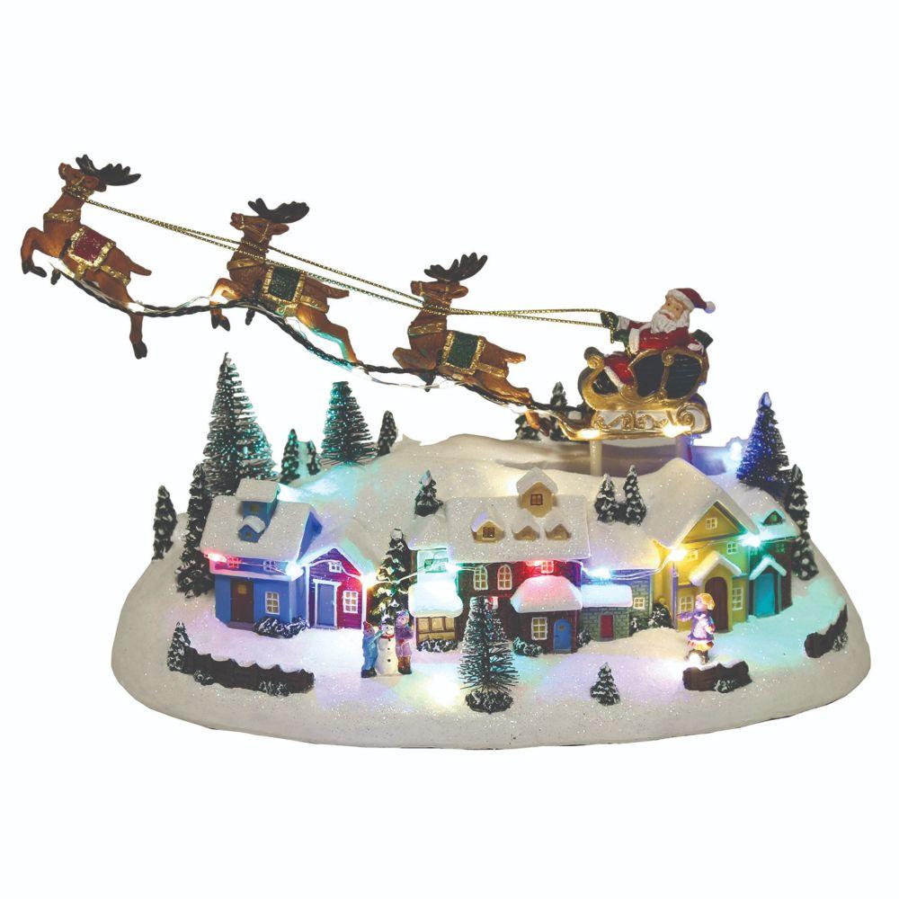 Santa & The Village