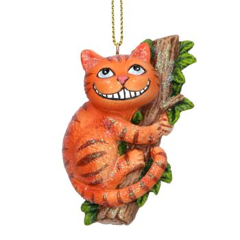 The 'Cheshire Cat' Alice in Wonderland Character - 7cm x 5cm x 3cm