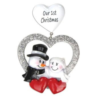 1st Christmas as Mr & Mrs