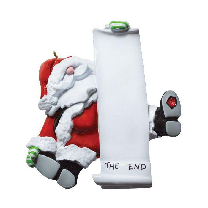Exhausted Santa - 1646