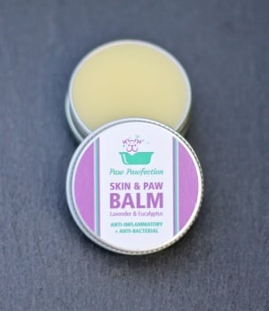 Skin and Paw Balm- Lavender and Eucalyptus