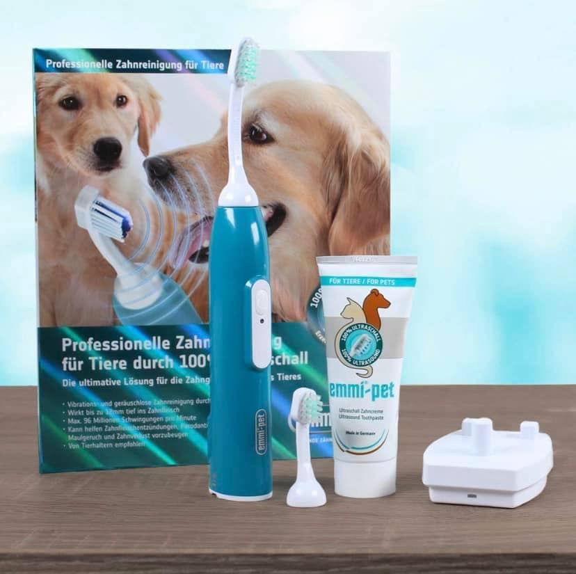 Emmi Pet Ultrasonic Toothbrush