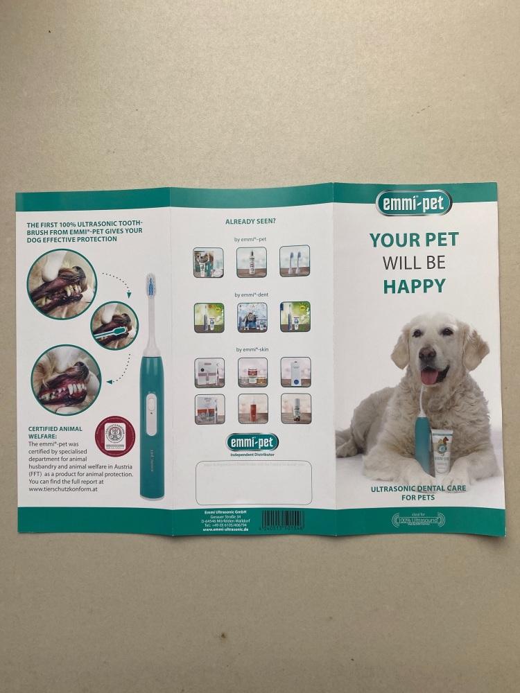 Emmi Pet Leaflets