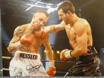 Carl Froch Signed 12x16 Photograph 2